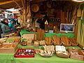 Christmas market 2015 Vörösmarty Square. Musical instruments. - Budapest.JPG