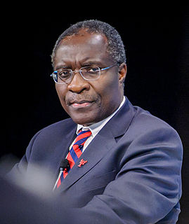 Christopher Fomunyoh Cameroonian political scientist