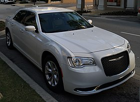 Chrysler 300 year 2000
