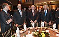Chuck Hagel gala dinner kicking off the Halifax International Security Forum in Halifax, Nova Scotia. 131122-D-NI589-901 (11002926326).jpg