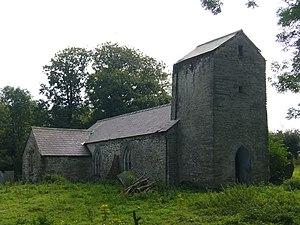 Boncath - Church of St Michael, Penbedw in 2007