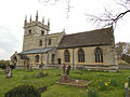 Church of St Andrew, Boothby Pagnell, Lincolnshire, England - from the southeast.jpg