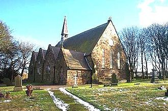 Coundon - Image: Church of St James, Coundon, County Durham