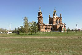 Church of st. George, Sandata village, Rostov-on-Don region, Russia.jpg