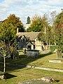 Church yard of St John's, Devizes - geograph.org.uk - 409797.jpg
