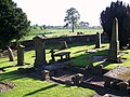 Churchyard, Bendochy Kirk - geograph.org.uk - 863033.jpg