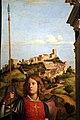 Cima da conegliano, madonna col bambino tra i ss. michele e andrea, 1498-1500, 02 paesaggio.jpg