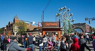 Circleville Pumpkin Show October festival In Circleville, Ohio