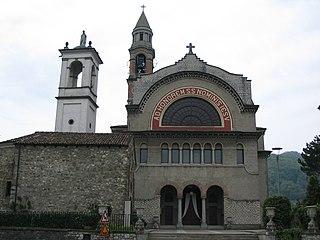 Cisano Bergamasco Comune in Lombardy, Italy