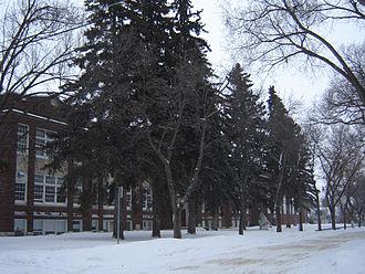 Education in Saskatchewan - City Park Collegiate Institute