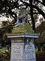 City of London Cemetery and Crematorium - Turnell grave monument.jpg