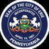 Sceau officiel d'Erie, Pennsylvanie