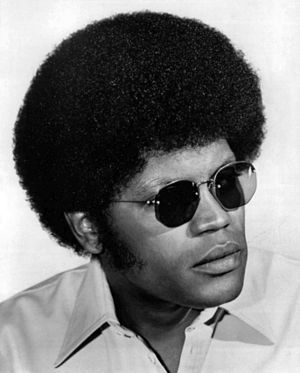 Clarence Williams III - Williams in 1971