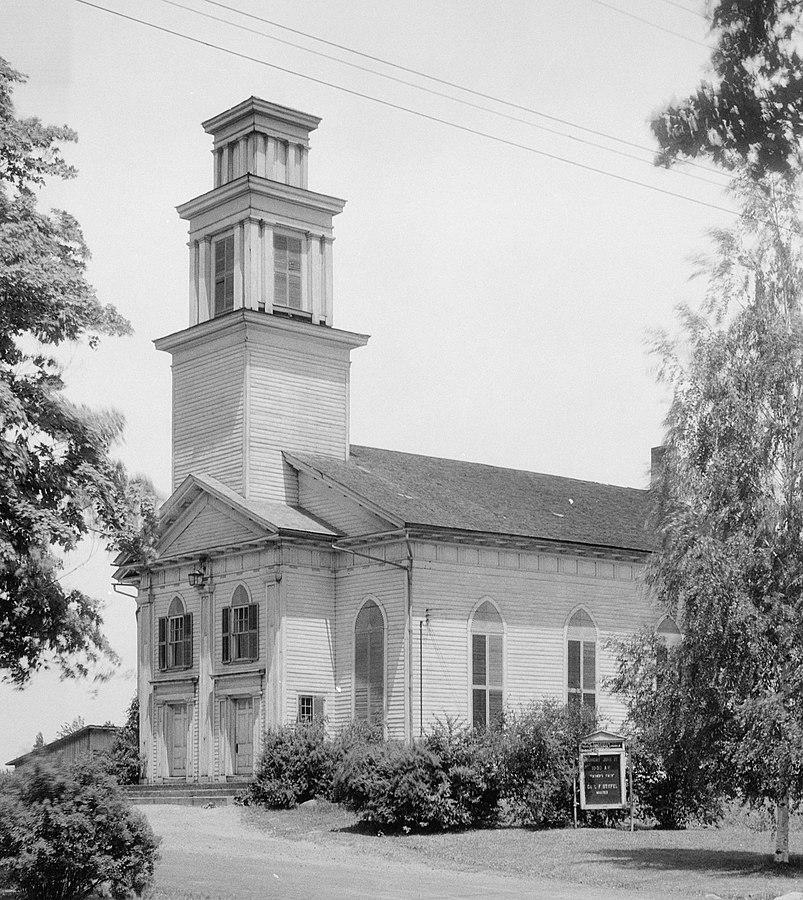 Claridon Congregational Church