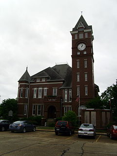Clark County Courthouse (Arkansas)