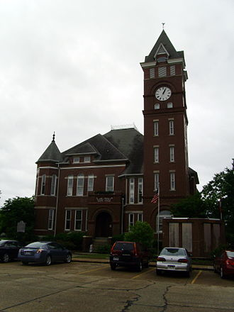 Clark County, Arkansas - Image: Clark County Courthouse (Arkansas) 001