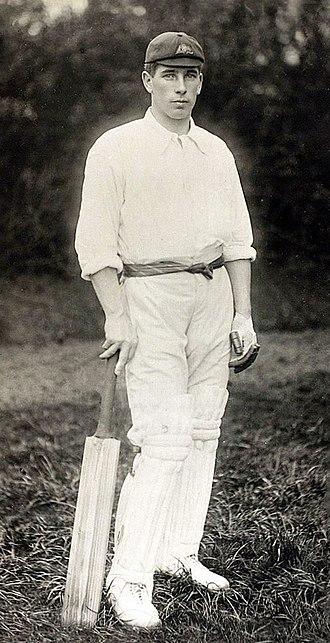 Clem Hill - Clem Hill c. 1905