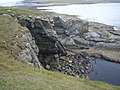 Cliffs at Brough of Birsay - geograph.org.uk - 955132.jpg