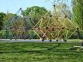 Climbing frames, Finsbury Park - geograph.org.uk - 1290042.jpg