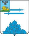 Coat of Arms of Yakovlevsky rayon (Belgorod oblast).png