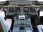 Cockpit of McDonnell Douglas MD-11 (5306565461).jpg
