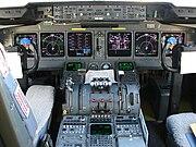 Cockpit of McDonnell Douglas MD-11 (5306565461)