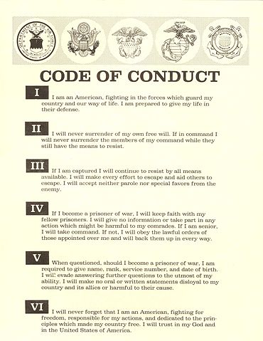File:Code Of Conduct (United States Military).Jpg - Wikimedia Commons