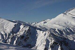 Col de la Madeleine mountain pass