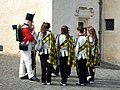 Coldstream Guard at Stirling Castle - geograph.org.uk - 794970.jpg