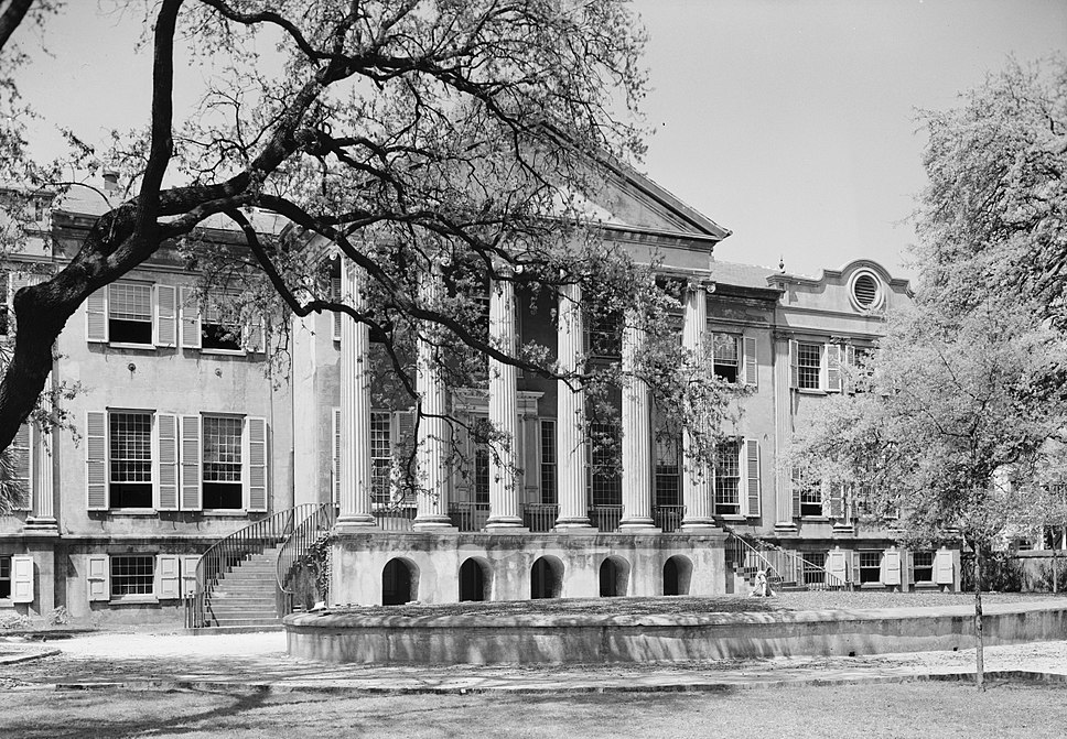 College of Charleston, Main Building