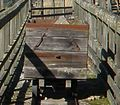 Colliery spoil wagon, Beamish Museum, 6 October 2012.jpg