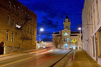 Columbia, Kentucky - Adair County Courthouse