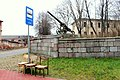 Comfortably furnished and safely protected bus stop on The Imperatorial street - panoramio.jpg