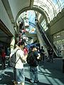 Comic-Con 2006 - lobby escalator (4798664452).jpg