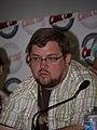 Comic Con France 2010 - CB Cebulski - P1440730.jpg