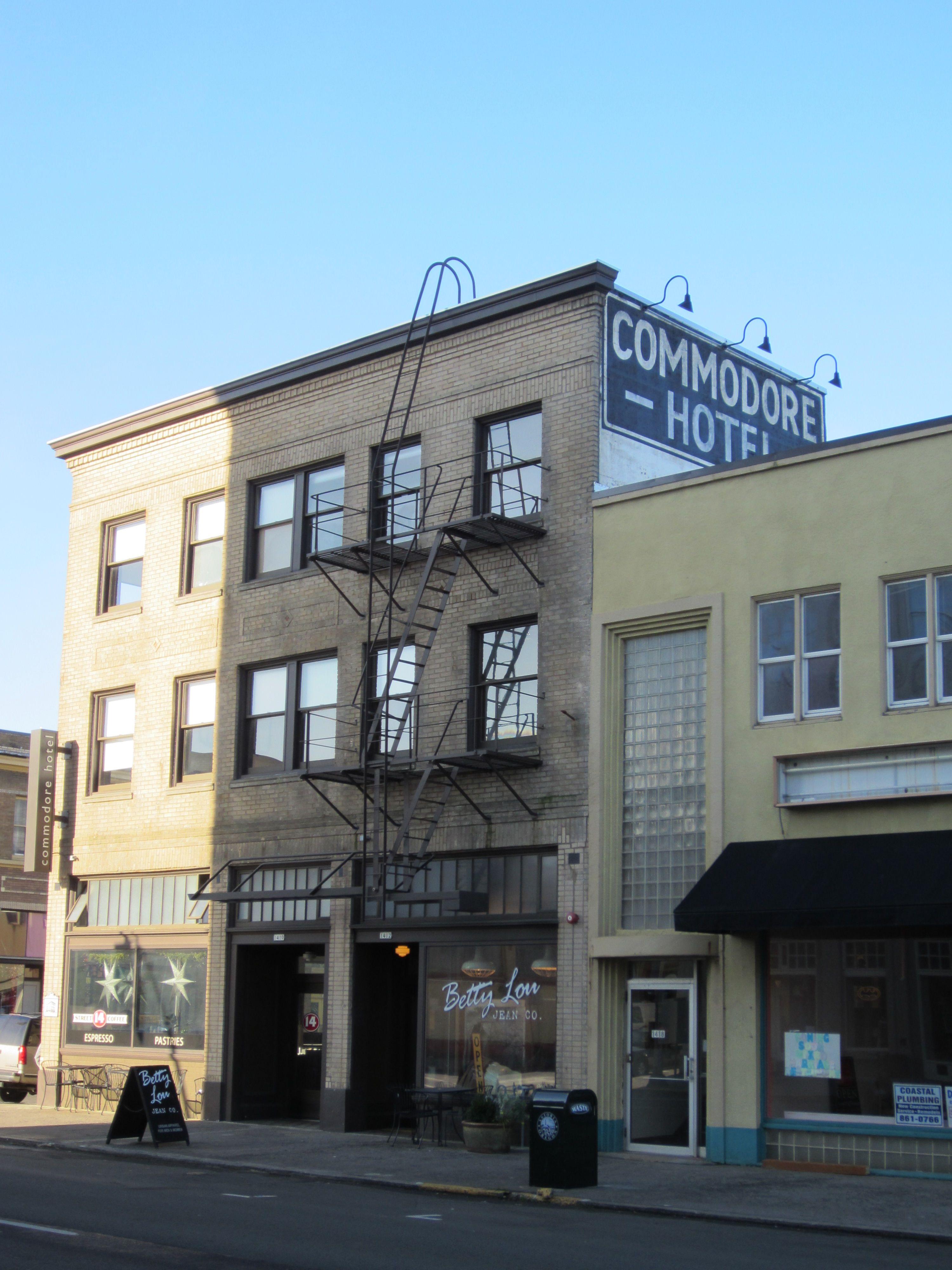File Commodore Hotel Astoria Oregon Jpg