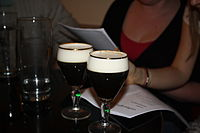 Competitive Irish coffee on Coffee Right in Brno, Czech Republic.jpg