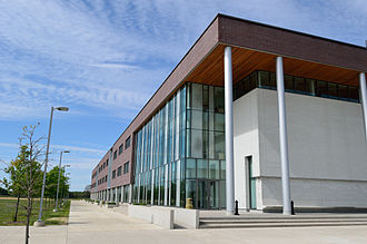 Conestoga College - Cambridge Campus Building.