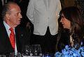 Conferência Ibero-Americana 2009 - Rei e a Presidente.jpg