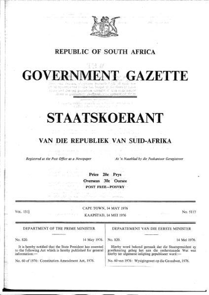 File:Constitution Amendment Act 1976.djvu