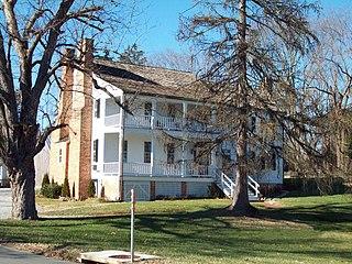 Content (Upper Marlboro, Maryland) United States historic place