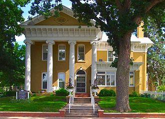 Hormel Historic Home - Facade of the Hormel Home