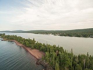Copper Harbor, Michigan Census-designated place & unincorporated community in Michigan, United States