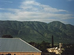 Central Range from Jarabacoa