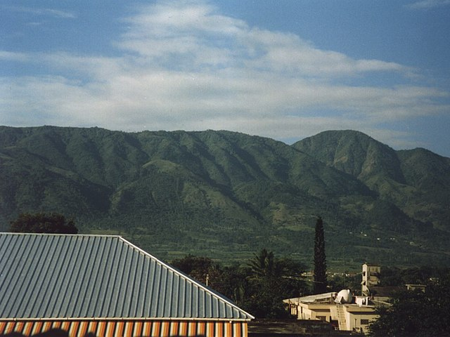 Central République dominicaine