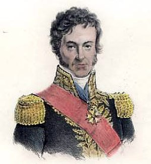 Battle of San Domingo - Vice-Admiral Corentin-Urbain Leissègues