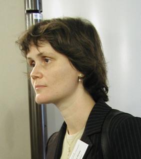 Cornelia Druțu Romanian mathematician