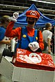Cosplayer of Mario, Mario Kart at Otakuthon 20160807.jpg