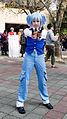 Cosplayer of Nagisa Shiota, Assassination Classroom in CWT39 20150228a.jpg