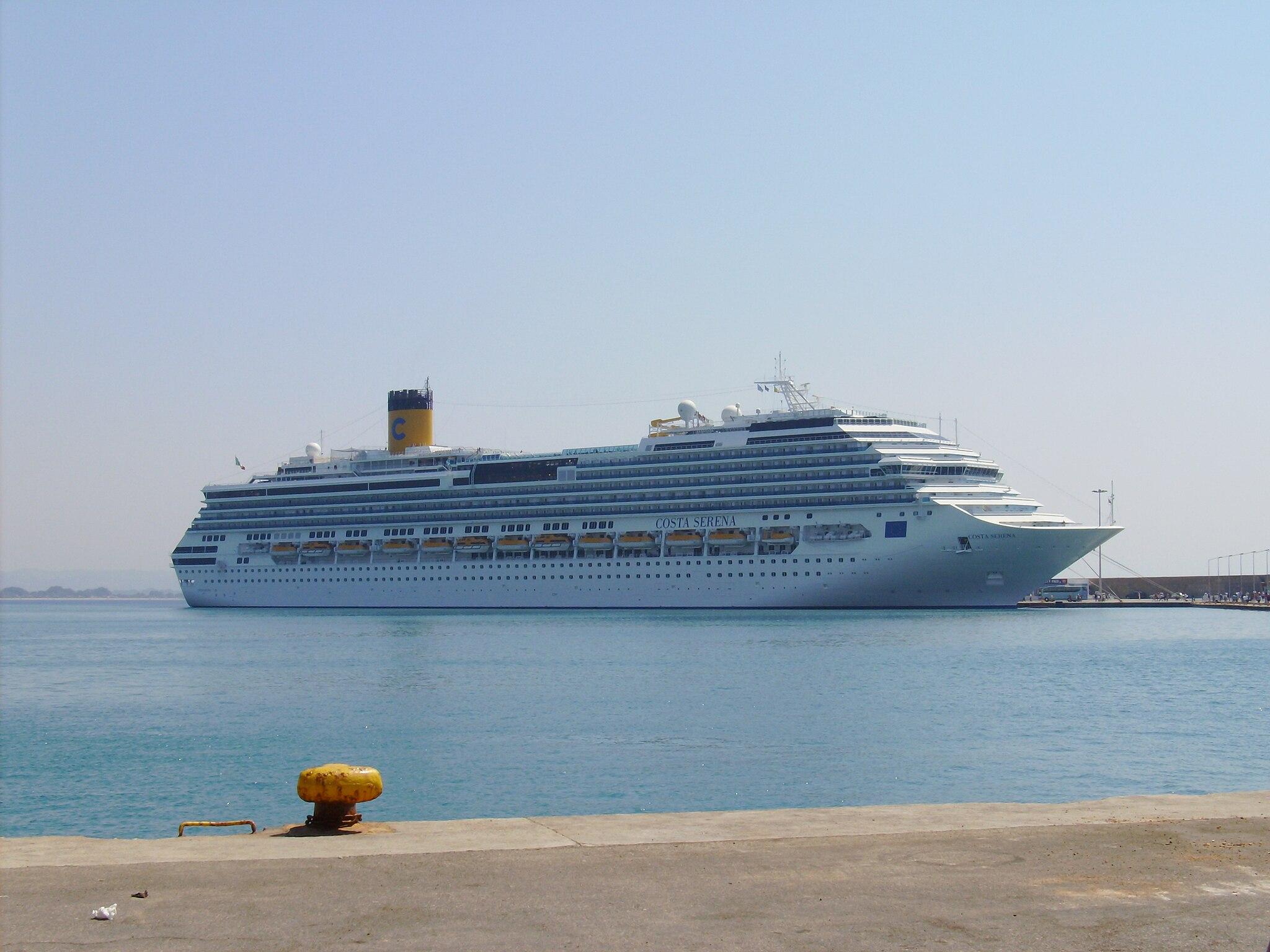 Costa Serena-agosto 2008